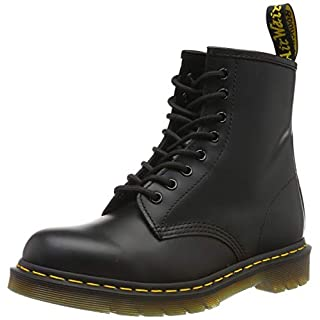Dr. Martens Unisex-Erwachsene 1460 Bootsschuhe Schwarz (Black 001), 41 EU