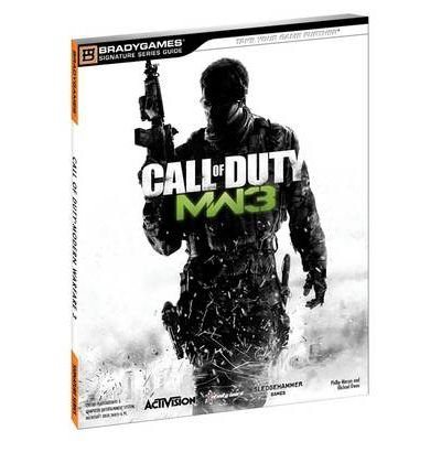 [(Call of Duty Modern Warfare 3 Signature Series Guide)] [by: BradyGames]