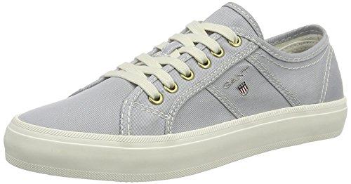 GANT Footwear Damen Zoe Sneaker, Grau (Summer Gray), 38 EU