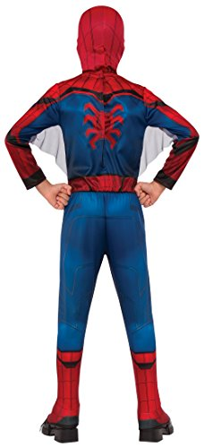 Imagen de spiderman  disfraz infantil classic, s rubie's spain 630730 s  alternativa