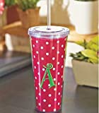 Insulated Monogram Tumblers (A)