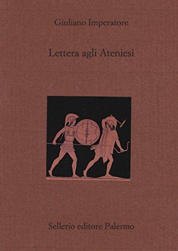 Lettera agli ateniesi. Testo greco a fronte