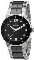 Reloj de mujer FESTINA F16531/2 de cuarzo, correa de acero inoxidable color varios colores