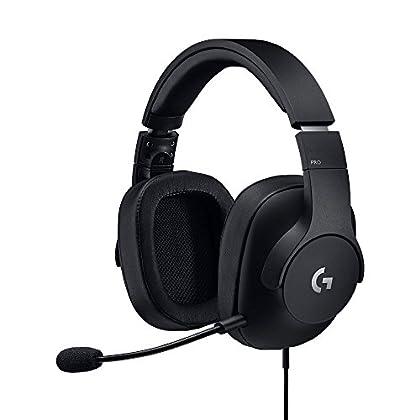 Logitech G Pro Auriculares Gaming, Ligeros con ...
