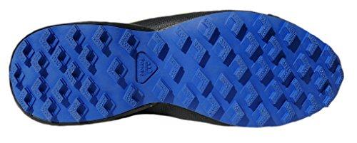 GIBRA® Sportschuhe, sehr leicht und bequem, blau/schwarz/neongrün, Gr. 36-41 blau/schwarz/neongrün