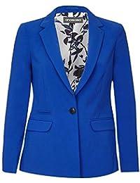 Ex NEXT - Chaqueta Entallada Royal Blue para Mujer