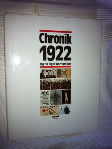 Chronik 1922