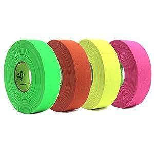 Renfrew Schlägertape Pro Balde Cloth NEON Hockey Tape 24mmx25m