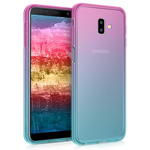 Kwmobile Funda Samsung Galaxy J6+ / J6 Plus DUOS -