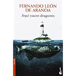 Aquí yacen dragones (NF Novela) Premio Mandarache 2015