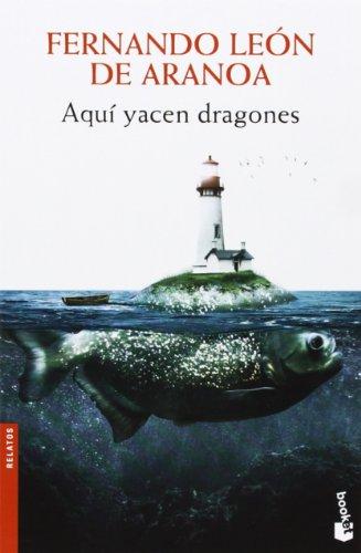 Aquí yacen dragones (NF Novela)