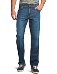 Wrangler Texas Stretch - Jeans - coupe droite - Homme