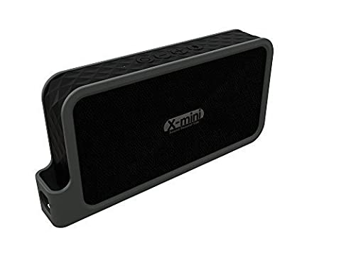 NEU ! X-Mini Explore Plus Stereo-Lautsprecher, spritzwassergeschützt, Bluetooth, Reise-Lautsprecher–ideal für iPhone, iPad, Samsung S6, Xperia, HTC. Bluetooth, kabellos,