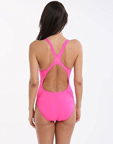 adidas Damen Graphic Performance Badeanzug pink (315)