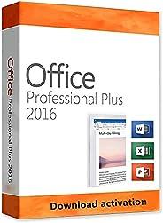 Office 2016 Professional Plus Lifetime License   32/64-bit   PC