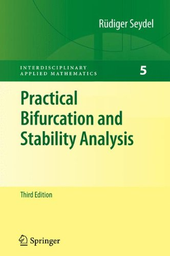 Pratical Bifurcation and Stability Analysis par Rudiger U. Seydel