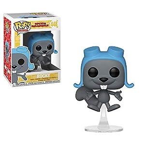 Funko Pop Rocky & Bullwinkle Figura de Vinilo Rocky, Multicolor (33461)