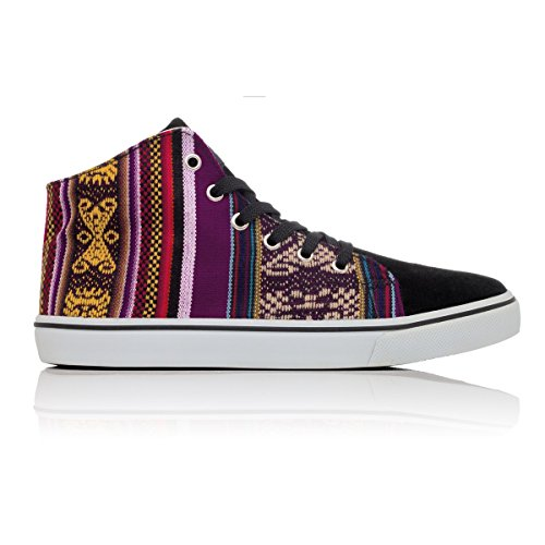 Chaussures montantes MID TOP Multicolore