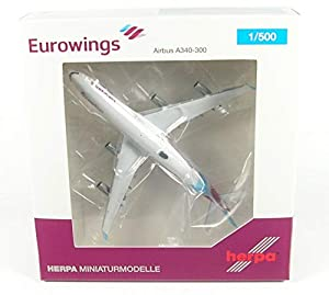 Herpa 531566 A340-300 Eurowings, Color