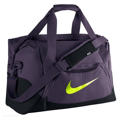 NIKE Herren Sporttasche FB Shield Duffel Purple Dynasty/Volt