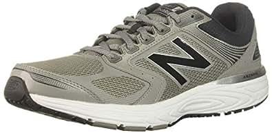 new balance Men's Grey Running Shoes-6.5 UK/India (40 EU) (M560CM7)