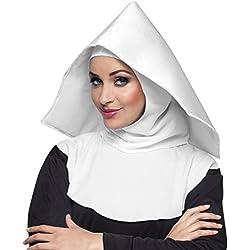 BOLAND BV Boland 04235Monja Madre oberin Cap–Disfraz–Un tamaño