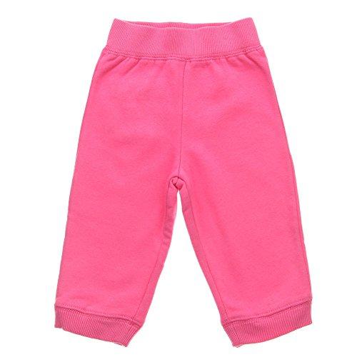 Baby-Mädchen Hose, BABYGZ Baby-Jungen Sweathose Hose 1 Pocket Hose , Pink Rosa, in Größe 80/86