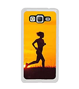 ifasho Designer Back Case Cover for Samsung Galaxy Grand Prime :: Samsung Galaxy Grand Prime Duos :: Samsung Galaxy Grand Prime G530F G530Fz G530Y G530H G530Fz/Ds (Yoga Kanpur India Yoga Notebook)