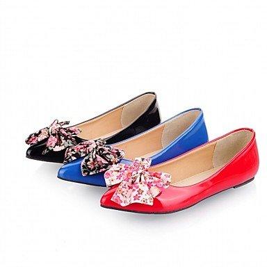 Confortevoli ed eleganti scarpe piatte sesso categoria stili di stagione materiali superiore occasione tacco accenti di tipo di prestazioni a Colori Red