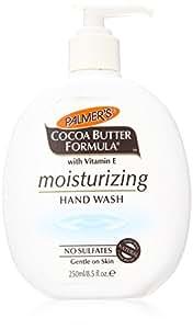 Palmers Cocoa Butter Hand Wash 250 ml Pump (No Sulfates)