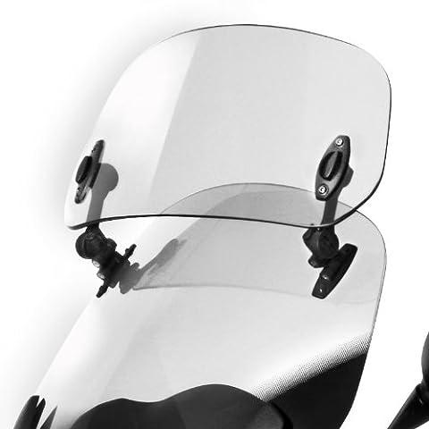 MRA X-Creen Spoiler klar für Suzuki Bandit 600 S/ 650 S/ 1200 S/ 1250 S, Burgman 125/ 200/ 250/ 400/ 650, GSX 650 F/ 1250 F/ FA, Hayabusa GSX-R 1300, V-Strom 650/ 1000