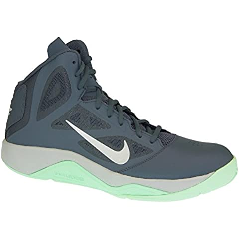 Nike - Dual Fusion BB II - Color: Gris - Size: 44.0