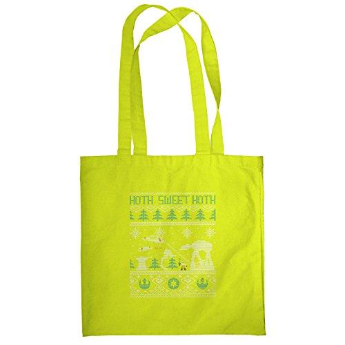 Texlab–Knit Ted Hoth Fight–sacchetto di stoffa Gelb