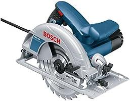 Bosch Professional GKS 190 Handkreissäge mit 1 Sägeblatt 190 mm, 70 mm Schnitttiefe, 1.400 W