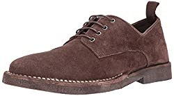 Steve Madden Mens Lowman Oxford, Brown Suede, 7 US/US Size Conversion M US