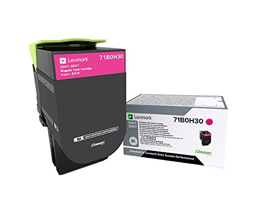 Preisvergleich Produktbild Lexmark 71B0030 Original Toner 1er Pack
