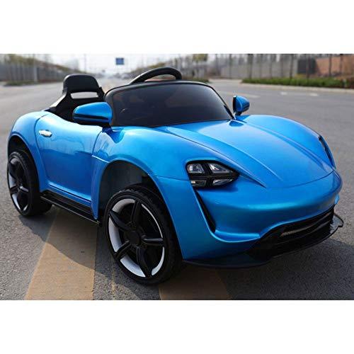 AIOJY Nuovi bambini di Ride On auto a quattro ruote Electric Car Remote Control Car Grande Cavalcata Dimensioni su veicoli a due Trasmissioni di rotazione Baby Baby può sedere presente del regalo