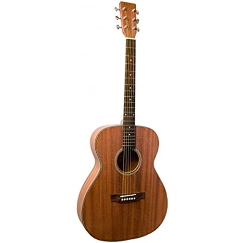 Beaumont OM90 / GA33 BR Guitare Acoustique Naturel