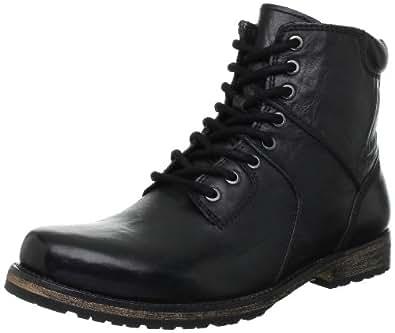 Belmondo 858301/K, Herren Boots, Schwarz (nero), EU 40