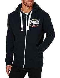 best website 2f4cf de1bd Amazon.co.uk: Superdry - Hoodies / Hoodies & Sweatshirts ...