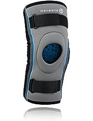Rehband Herren 7783 Hyper-X Knee Support, grau, XL
