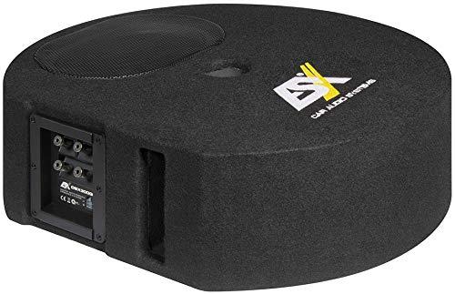ESX DBX300Q | 15 x 23 cm (6 x 9') Bassreflex-System für die Reserverad-Mulde -