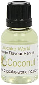Intense Range Extra Strong Coconut Food Flavouring 28.5ml