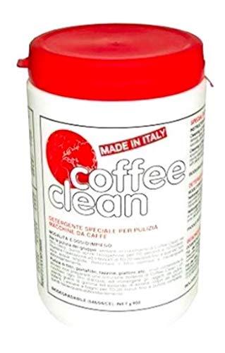 Coffee Clean - Kaffeemaschinenreiniger Espressomaschinenreiniger Kaffeefettlöser Reiniger für Kaffeemaschinen / Espressomaschinen (z.B. Rancilio)