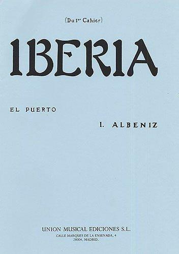 albeniz-el-puerto-from-iberia-piano-partitions