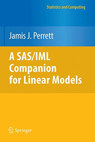 for Linear Models (Statistics and Computing) (Sas For Mixed Models)