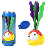 Wiivilik Cute Summer Alghe Light-up Diving Pool Regalo di Estate dei Capretti Giocattoli Nuoto Toy Training Forniture di Immersione
