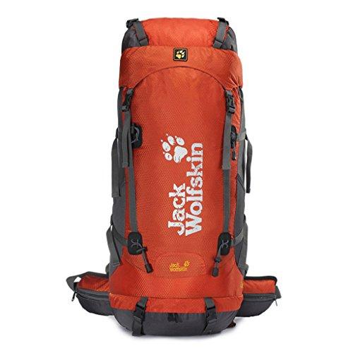 Outdoor sac à dos sac d'escalade randonnée sac à dos de camping sport sac à dos étanche