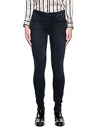 Hudson Femme WM407DFPHRDL Bleu Viscose Jeans