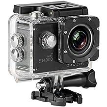 """SJCAM sj4000–Videocamera sportiva (LCD 1.5"""", P, 30FPS, impermeabile fino a 30m) (ricondizionato certificato)"""